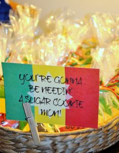 Like this except for it would not be a cookie Birthday Themes For Adults, First Birthday Party Themes, 30th Party, Birthday For Him, 65th Birthday, Birthday Ideas, Rasta Wedding, Rasta Party, Jamaican Party