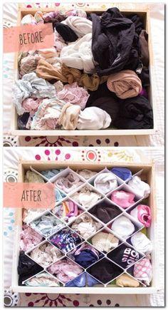 Small Bedroom Organization (43)