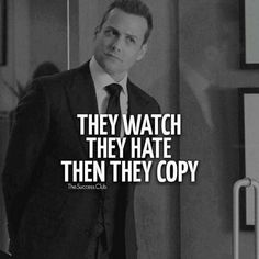 inspiration and motivation Boss Quotes, True Quotes, Great Quotes, Motivational Quotes, Inspirational Quotes, People Quotes, Harvey Spectre Zitate, Harvey Specter Quotes, Suits Quotes