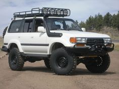 Homemade Roofracks. - Expedition Portal