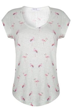 T-shirt Loes Flamingo van Sissy-Boy