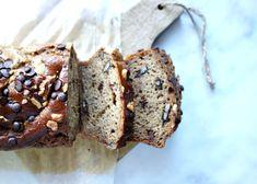 Chocolate Banana Bread, Espresso, Quick Bread, Healthy Treats, Meal Prep, Nom Nom, Good Food, Sweets, Cakes