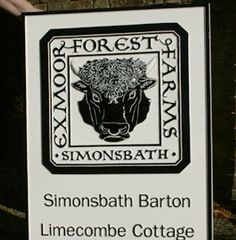 Hand Painted Cast House Signs from The Sign Maker. Cast in one piece - extremely tough hard wearing material which is solid, rigid and does not corrode.