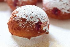 Jamie Geller of Joy of Kosher shares her recipe for sufganiot, or jelly doughnuts, which are (along with latkes) a go-to traditional dish at Hanukkah.