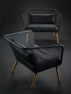 BUILD TO MATCH CHOSEN STAIR MESH... Honken armchair by Thomas Bernstrand for Blå Station