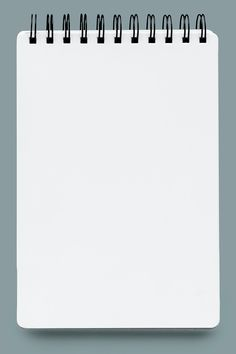 Download premium psd / image of Blank plain white notebook mockup by Ake about background, notebook paper, paper textures, notebook, and Blank plain white paper 2378766