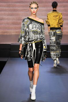 Jean Paul Gaultier Spring 2015 Ready-to-Wear Fashion Show: Complete Collection - Style.com