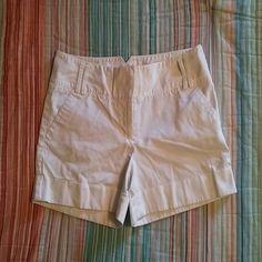 Express white shorts Express white shorts Express Shorts