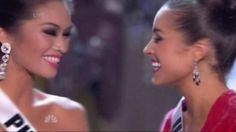 Wow ein Hingucker: Olivia Culpo, die neue Miss Universum 2012