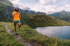 Go run mountains