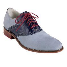 Air Colton Saddle Oxford - Men's Shoes: Colehaan.com