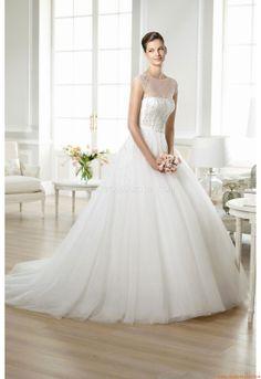 Robes de mariée White One Jainen 2014