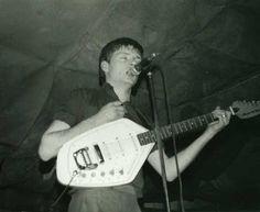 Ian Curtis Trinity Hall Brixtol March 5, 1980