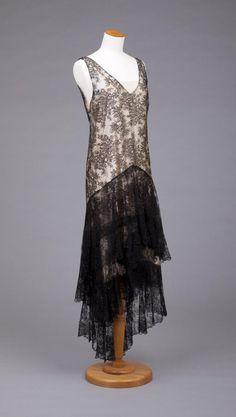 1929-1931 - Callot Soeurs. Silk, ?