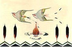 The Peyote Ritual - Monroe Tsatoke - A Song Bird