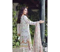 Silky Winter Dresses Collection By Sadia Asad (3)