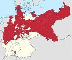 German Empire - Prussia (1871) - Kingdom of Prussia - Wikipedia