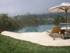 Ultimate Water Creations - CONTEMPORARY/INFINITY POOLS