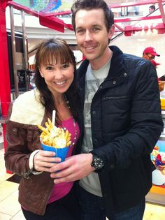 These lovebirds posed for our Valentine's Day contest 2013. www.frenchfryheaven.com
