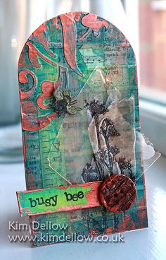 Busy Bee by Kim Dellow, via Flickr