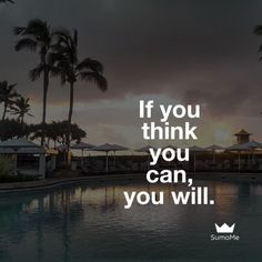 Think that you CAN accomplish your goal and you will. #motivation #success #watchmegrow #keynote #motivational #hikes #leader #leadingbyexample #goodquotes #wordstoliveby #pushme #pushothers #selfimprovement #goals #bebetter #picoftheday #instathought #instagood #photooftheday #quotes #ambition #initiative #focus #focused #hardwork #grind #nosleep #motivationalquotes #achieveabl
