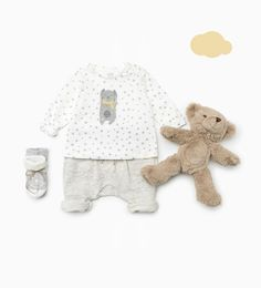 Baby Shower - Mini | Newborn - 12 months - KIDS | ZARA Bulgaria