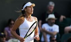 Ana Ivanovic could not withstand Bethanie Mattek-Sands' impressive attacking tennis.
