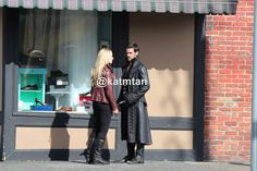 OUAT Season 4 Filming (July 17, 2014)