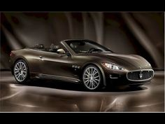 Behind the Scenes with Maserati GranCabrio Fendi