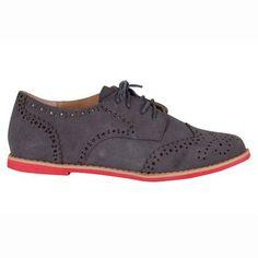 Watson Zapatos Gris de Cia Fantastica
