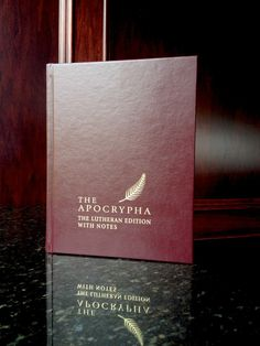 A Lost Treasure—Found!    Discover the Apocrypha!