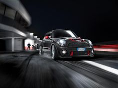 The new MINI JOHN COOPER WORKS GP. Engineered for speed.