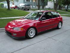 honda civic 1993 hatchback | 1993 Honda Civic Si Hatchback | largest car picture, car wallpaper and ...