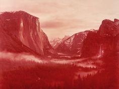 David Benjamin Sherry's new Wonderful Land series is a...