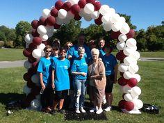 Oral Cancer Foundation Walk for Awareness of Lehigh Valley, Bethlehem, PA (September, 2014) #oralcancer