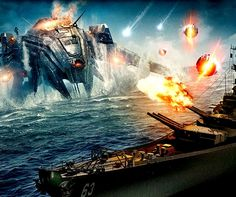Battleship / Can't wait for the climactic battle where the U.S.s. Missouri blasts the crap of the alien mother ship.