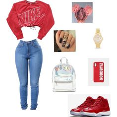 baddie nike outfits baddie nike outfits Source by tween outfits for school casual Nike Outfits, Swag Outfits For Girls, Cute Comfy Outfits, Teenage Girl Outfits, Cute Outfits For School, Cute Casual Outfits, Teen Fashion Outfits, Teenager Outfits, Look Fashion