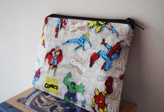 SALE Avengers Pencil case / Pouch