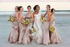 South Carolina Beach Wedding #fallweddingideas #weddings