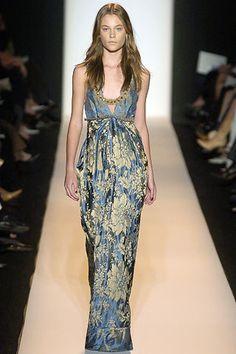 Vera Wang Fall 2005 Ready-to-Wear Fashion Show