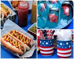This post is sponsored by Hebrew National. I've always loved to throw parties! It could be a birthday party, a baby shower or a 4th of July cookout, no matter what the occasion is I love the details and planning that goes into throwing the perfect party! Since Big Bear was in the military, the...