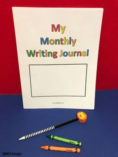 Monthly Journal Writing Prompts for the School Year - Simply Kinder Writing Prompts 2nd Grade, Writing Prompts Funny, Journal Writing Prompts, Writing Prompts For Writers, Picture Writing Prompts, Teaching Calendar, Teaching Kindergarten, Preschool Learning, Graphic Organizers