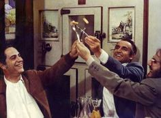"""""""C'eravamo tanto amati"""" by Ettore Scola (1974) - Nino Manfredi, Vittorio Gassman, Stefano Satta Flores"""