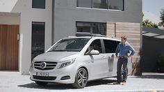 "Mercedes-Benz TV: V-Class TV commercial ""Family Life"""