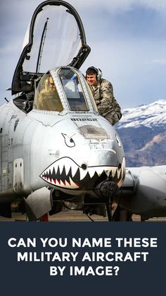 Think you know a thing or two about military aircraft? This is the quiz for you! You'll be challenged on transport aircraft, combat aircraft, helicopters and stealth aircraft. Do you're best to select the right aircraft based on image and see what you've got! #military #militaryaircraft #aviation #planes #quiz #quizzes