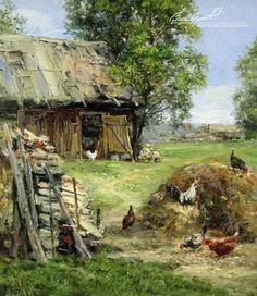 работы художника Сергей Малова – 14
