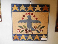 """Americana Quilt by """"DianneK"""" from the quiltingboard.com"""