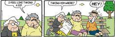 Lola Comic Strip, August 28, 2014 on GoComics.com