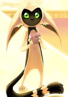 Momo means Momo, the cute winged lemur, from Avatar: The last Airbender