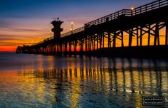 Seal Beach Pier CA #1